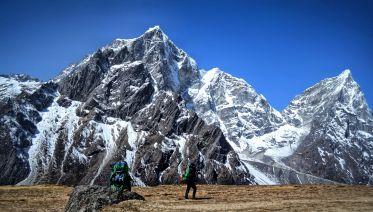 Mount Everest Base Camp Trek 12 Days