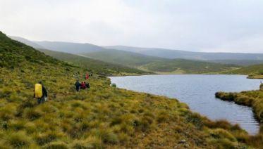 Mount Kenya Trek (Sirimon Route) 4D/3N