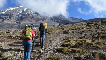 Mount Kilimanjaro Machame Route (Six Days)