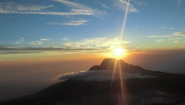Mount Kilimanjaro Machame Route Trek