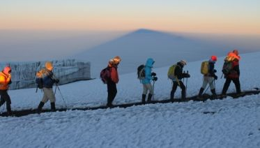 Mount Kilimanjaro-Northern Circuit Route 9 Days Climb
