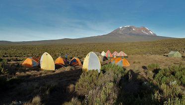 Mount Kilimanjaro - Rongai Route 5 Days Climb