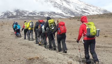 Mount Kilimanjaro- Western Breach Route 10 Days Climb