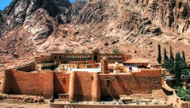 Mount Sinai And St. Catherine's Monastery