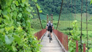 Mountain Biking Vietnam's Northwest Mountains