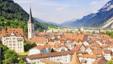 Mountains, Valleys & Lakes of Switzerland
