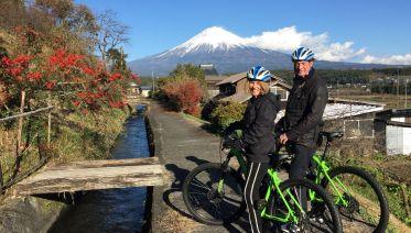 Mt Fuji Satoyama Village Cycling Ecotour