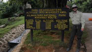 Mt. Kilimanjaro - 6 Days Marangu Route