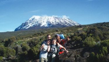 Mt Kilimanjaro Climb - 8 days