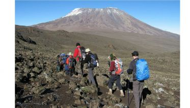 Mt. Kilimanjaro Trekking - Northern Circuit Route