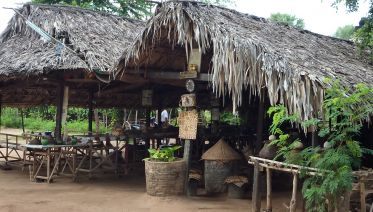 Mt Popa & Toddy Farm In Bagan
