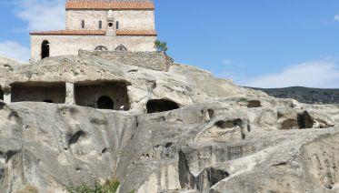 Mtskheta Gori & Uplistsikhe Tour From Tbilisi