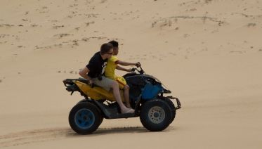 Mui Ne Beach Adventure + Sunrise Views From Red Sand Dune