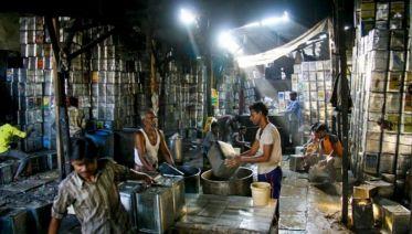 Mumbai Slum Experience
