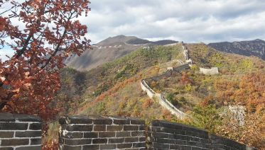 Mutianyu Great Wall Bus Tour
