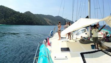 Mergui Archipelago Sailing Experience departing from Khao Lak