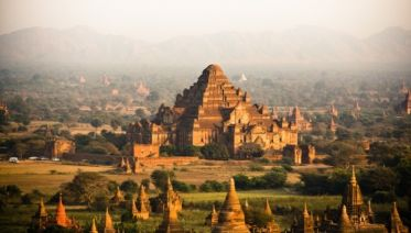 Myanmar Golden Route Adventure 8D/7N