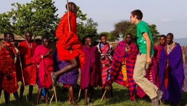 Mzungu Safari 5D/4N (Masai Mara, Lake Nakuru & Aberdare)