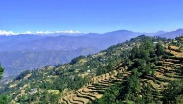 Nagarkot To Dhulikhel Hike (Day Hiking In Kathmandu)