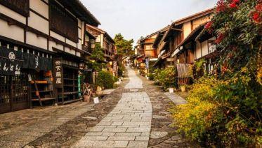 Nakasendo Trail Self-Guided Trek 3D/2N