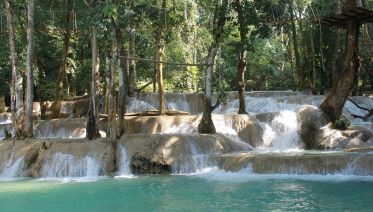 Nam Khan River Kayaking And Tad Sae Waterfall - Full Day