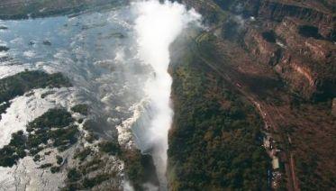 Namibia To Victoria Falls Explorer