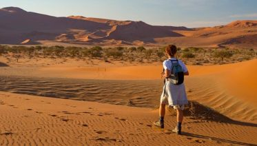 Namibian Highlights Camping Safari 6D/5N