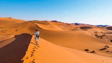 Namibian Highlights Chalet Safari 7D/6N