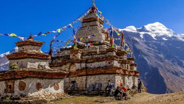 Nar Phu Valley & Thorong La Pass Trek
