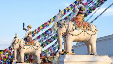 Nepal Celestial, Spanish