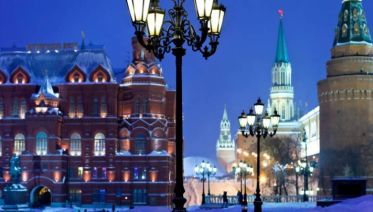 New Year In Moscow - 9 Days