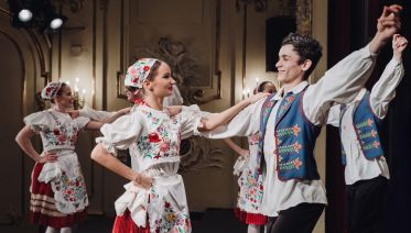 New Year's Eve Hungarian Folklore With Open Bar