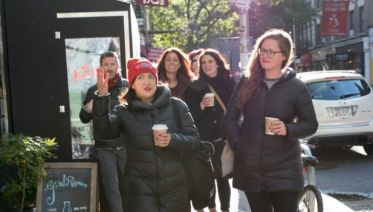 New York Times Journeys – Greenwich Village, Old, New & Delicious