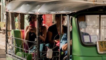 New York Times Journeys - Bangkok's Hidden History and Food Culture
