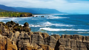 New Zealand West Coast Backroads Adventure