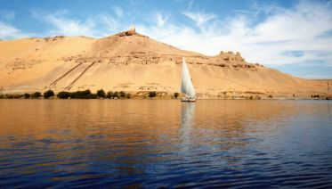Nile Adventure: Felucca Cruise & the Red Sea