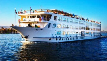 Nile Cruise Aswan To Luxor, 4 Days 3 Nights