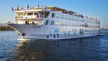 Nile River Cruise from Aswan to Luxor