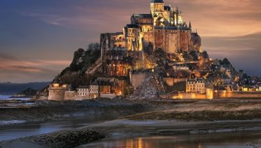 Normandy Brittany And The Loire Valley