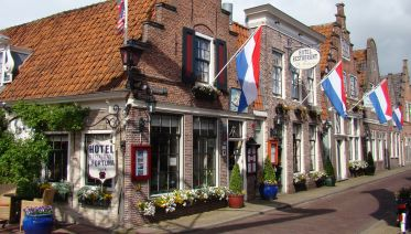 North Amsterdam: Private Full-Day Tour by Minivan