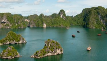 North Vietnam Coastal Cruising: Danang To Hanoi