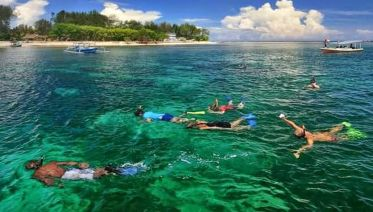 Northern Coast Gili Snorkelling Trip