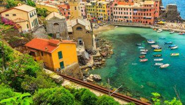 Northern Italy Including Cinque Terre Summer 2017