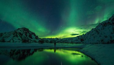 Northern Lights Adventure in Northern Norway