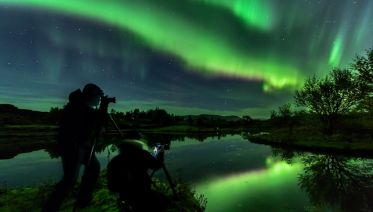 Northern Lights Photography Tour In Lapland