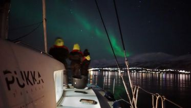 Northern Lights Sailing