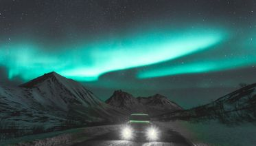 Northern Lights Tour From Tromso