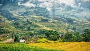 Northern Mountains Of Vietnam 7 Days 6 Nights