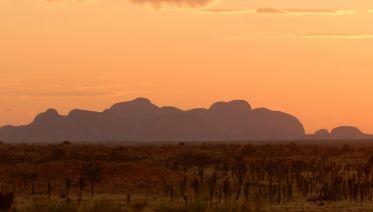 Northern Territory Encompassed Northbound ex Yulara