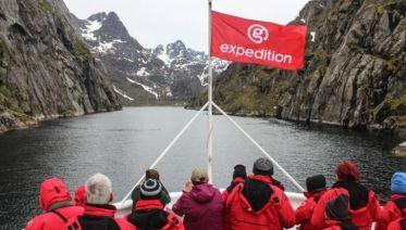 Norwegian Arctic Encompassed